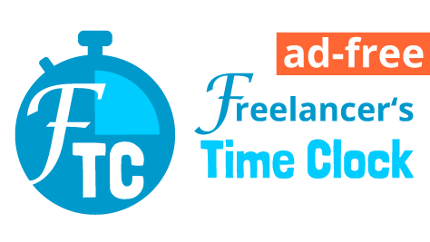 Freelancer's Time Clock - Free App for time management | App Entwicklung Hamburg